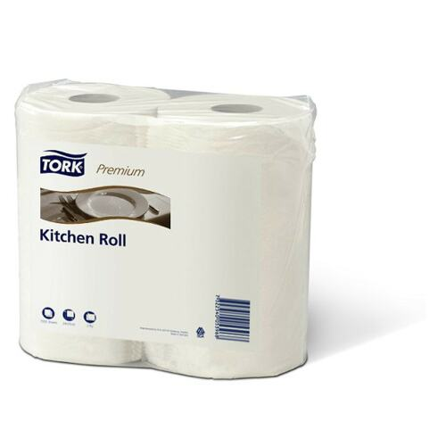 Tork Premium Kitchen Roll product foto Front View L
