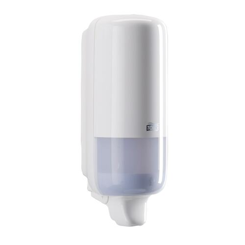 Tork Dispenser Soap Liquid White (S1) product foto Front View L