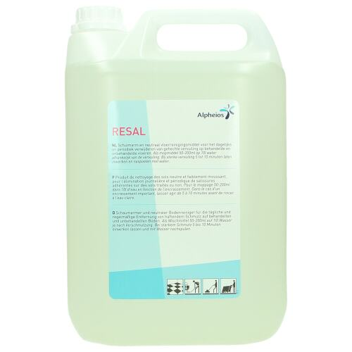 Resal 2 x 5 l product foto Front View L