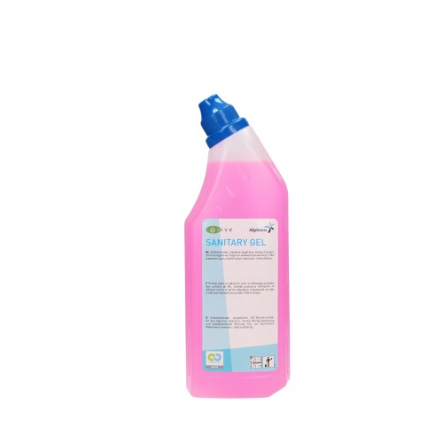 Vive Sanitary Gel 15 x 750 ml product foto Front View L