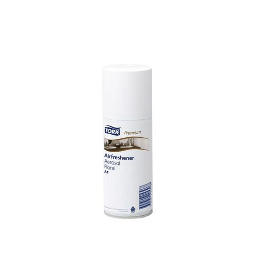 Tork Premium Airfreshener Aerosol Fruit (A1) 12 x 75 ml product foto Front View L