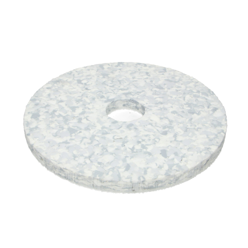 "Melamine pad 17"", 430 x30 mm product foto Front View L"