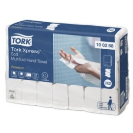 Tork Premium Hand Towel Interfold Soft (Carry Pack) (H2) product foto