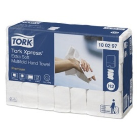 Tork Premium Hand Towel Interfold Extra Soft (Carry Pack) (H2) product foto