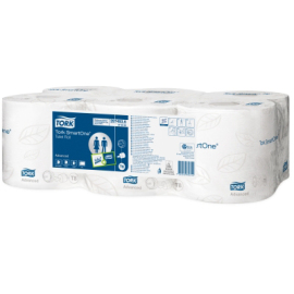 Tork Advanced Toiletpapier SmartOne® rol (T8) product foto
