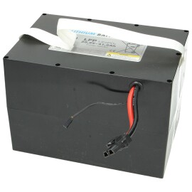 Lithium-ion batterij 25,6V/41,6Ah Discomatic Mambo product foto