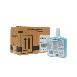 Aircare navulling Melodie 6 x 310 ml product foto