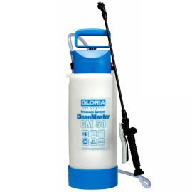 Gloria Cleanmaster CM50 drukpomp wit 5L product foto