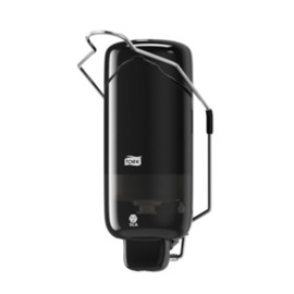 Tork Dispenser Soap Liquid with arm lever Black (S1) product foto