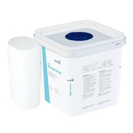 1Use System Microwipe rol 23 x 17 cm, 6 x 200 vellen inclusief bucket product foto